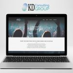 KD Consulting Group Website Design